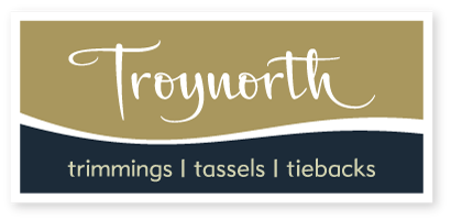 Troynorth | trimmings, tassels and tie-backs