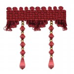 Ealing Beaded Fringe